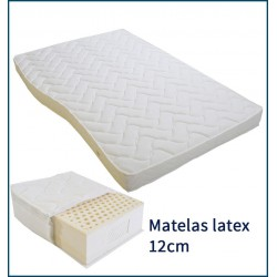 matelas bateau sur mesure latex 12 cm. Black Bedroom Furniture Sets. Home Design Ideas