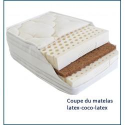 Matelas Latex Confort Ferme