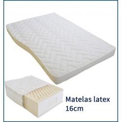 Matelas latex 16 cm
